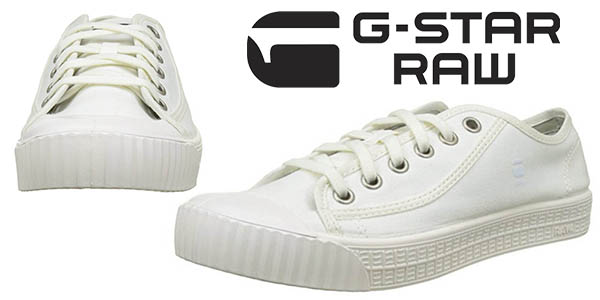 G-Star Raw zapatillas de lona baratas
