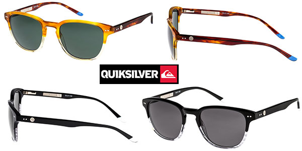 Gafas de sol Quiksilver Dark Signal para hombre baratas