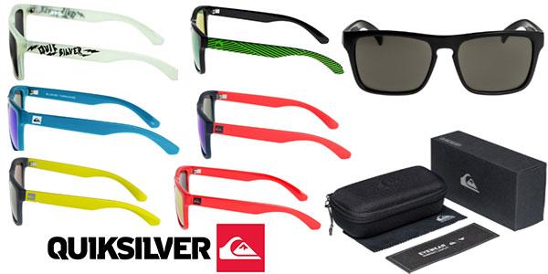 Gafas de sol Quiksilver Small Fry para hombre baratas