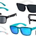 Gafas de sol Quiksilver Stanford de policarbonato baratas