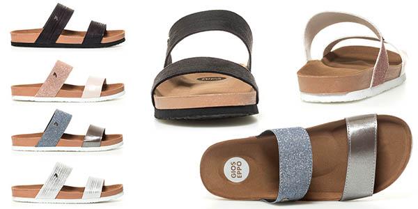 Gioseppo Isaure sandalias mujer baratas