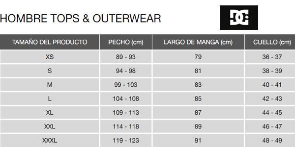 Tallas Sudadera DC Shoes Rebel con capucha para hombre en 2 colores chollazo en eBay