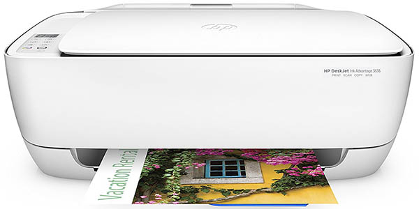 Impresora HP DeskJet 3636 AiO barata