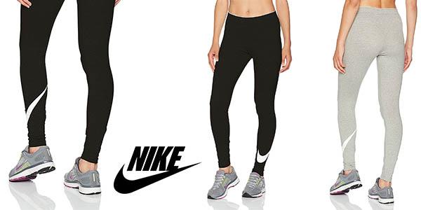 leggins Nike Club Logo 2 para mujer baratos