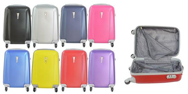 maleta de cabina en colores barata