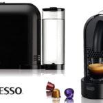 Cafetera de cápsulas Nespresso DeLonghi U barata en Amazon