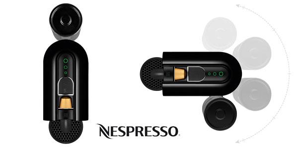 Cafetera de cápsulas Nespresso DeLonghi U chollo en Amazon