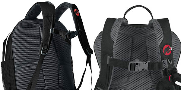 mochila Mammut First Zip chollo