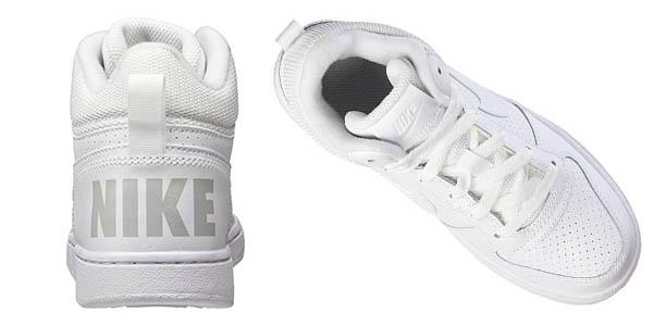 Nike Court Borough Mid GS zapatillas de bota chollo