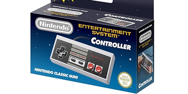 Nintendo Classic Mini NES Controller al mejor precio