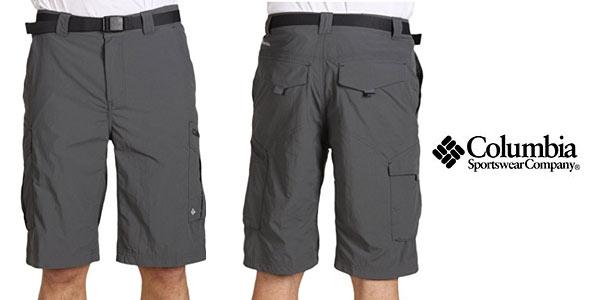 Pantalón corto Columbia Silver Ridge Cargo Shorts baratos en Amazon