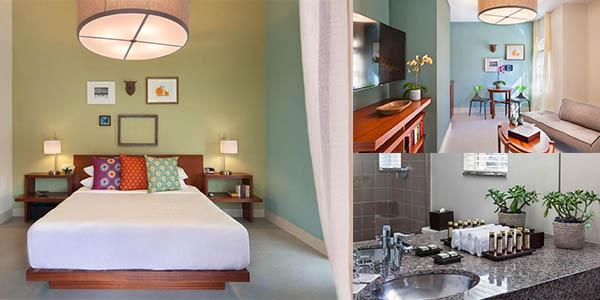 El Paseo Hotel Miami alojamiento barato