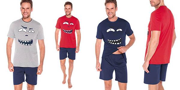 bc9eefd3e Chollazo Pijama corto Italian Fashion If para hombre por sólo 16