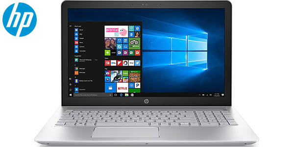 "Portátil HP Pavilion 15-cc514ns de 15.6"" Full HD"