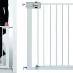 Barrera puerta de seguridad Safety 1st Easy Close para niños y mascotas barata en Amazon