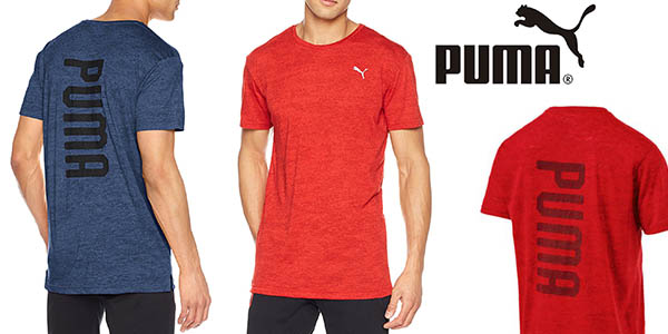 Puma Drirelease Graphic Tee camiseta barata