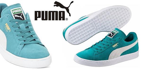 Puma Suede Classic+ zapatillas unisex baratas