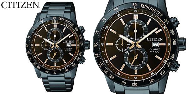 9ef36d388839 Chollo Reloj Cronógrafo Citizen AN3605-55X de acero inoxidable en ...