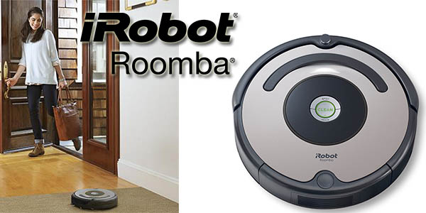 robot aspirador Roomba 616 barato