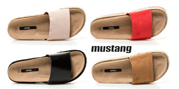 Sandalias Mustang Antil para mujer chollazo en eBay