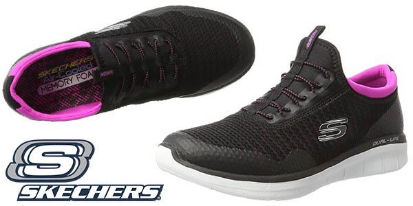 Skechers Synergy 2.0-Mirror Image zapatillas baratas