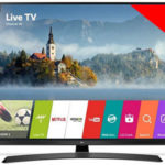 Smart TV LG 55UJ635V UltraHD 4K de 55''