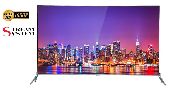 """Smart TV """"low cost"""" Stream System Bm4392 de 43"""" con Apps de Youtube, Netflix, HBO chollo en eBay"""