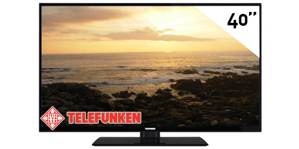 Smart TV Telefunken SOMNIA40DSTV de 40""