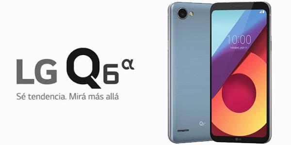 Smartphone LG Q6 Alpha