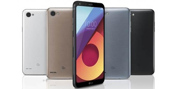 LG Q6 Alpha en Carrefour