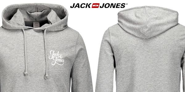 Sudadera clásica Jack & Jones Jorgalions con capucha para hombre chollazo en Amazon