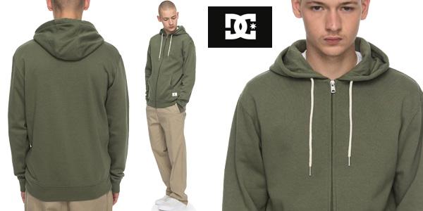Sudadera DC Shoes Rebel con capucha para hombre en 2 colores barata en eBay