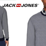 Suéter Jack & Jones Jornash Knit Crew Neck barato en Amazon