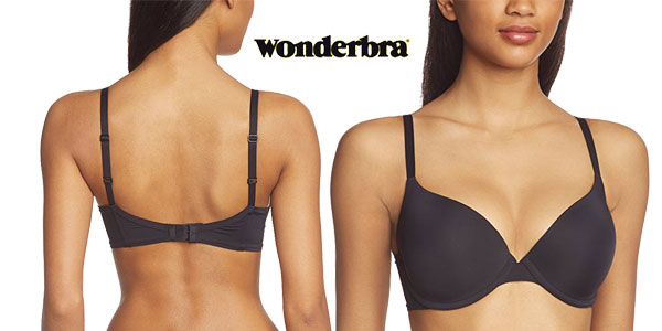 Sujetador invisible Wonderbra Bh Uptoday con relleno en copas A-E barato en Amazon