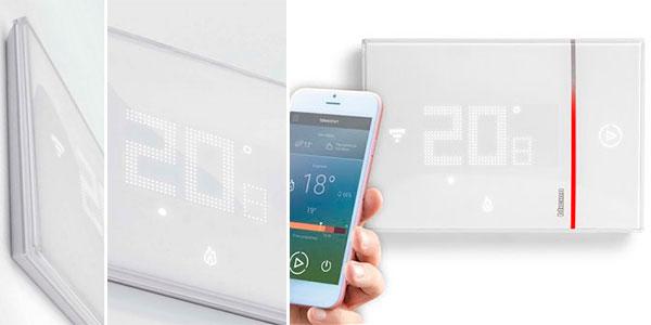 Termostato Bticino Smarther Bti X8000 Con Wi Fi Por Sólo 114