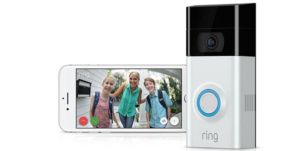 Videoportero inteligente Ring Video Doorbell 2 barato en Amazon