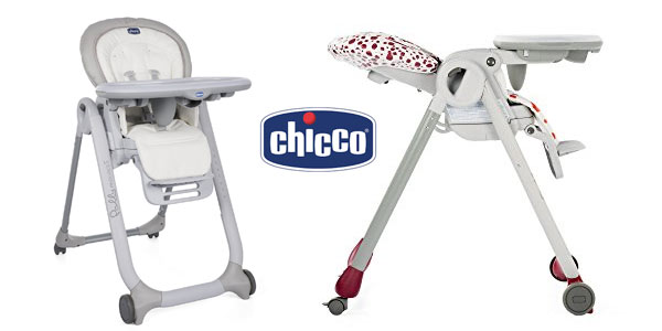 Trona evolutiva de hamaca a elevador Chicco Polly Progress5 barata en Amazon