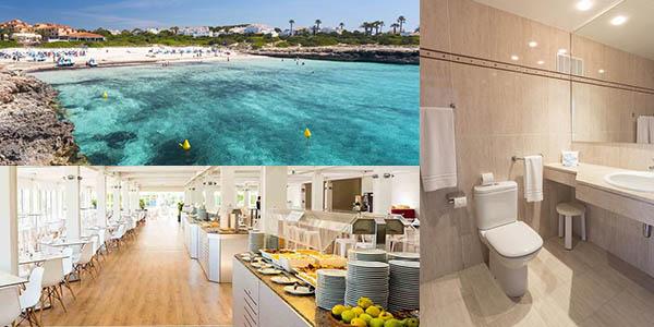 vacaciones en Menorca verano con todo incluido presupuesto low cost