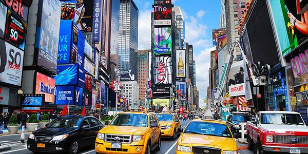 vacaciones Nueva York Estados Unidos con presupuesto low cost