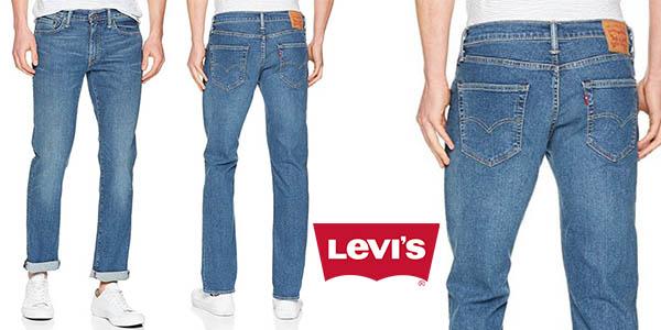 vaqueros Levi's 511 Fit para hombre baratos