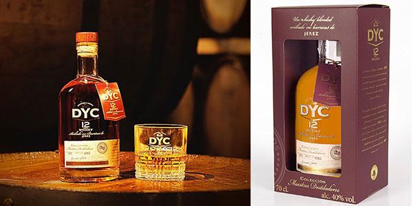 Whisky DYC de 12 años Colección Maestros Destiladores (700 ml) barato