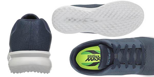 zapatilla para mujer confortable y ligera de diseño casual Skechers on-the-go City 3.0 Optimize chollo