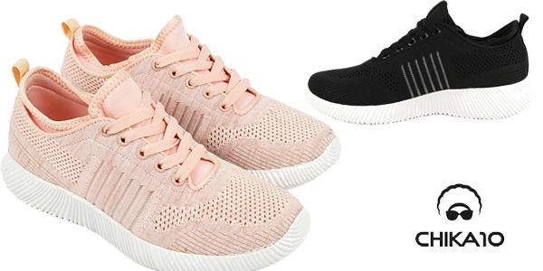 67a083c1b50 Chollo Zapatillas Chika10 Ichia 02 para mujer en varios colores por ...