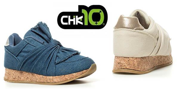 zapatillas Chika10 New Saray 06 para mujer en oferta