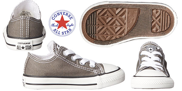 Zapatillas Converse All Star infantiles baratas