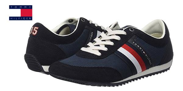 8f8f3fd5a17 Zapatillas Tommy Hilfiger Corporate Material Mix para hombre baratas en  Amazon