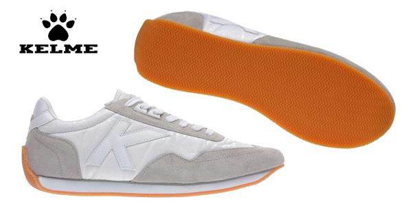 Zapatillas Kelme Pasion C de piel para hombre chollo en eBay