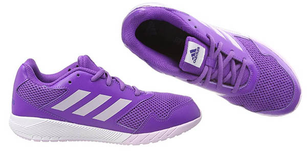 zapatillas para niñ@s Adidas Altarun K transpirables chollo