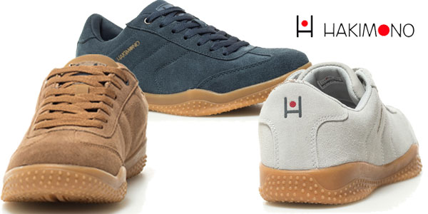 Zapatillas de piel Hakimono Yukiko para hombre chollo en eBay