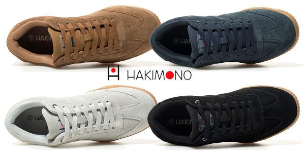 Zapatillas de piel Hakimono Yukiko para hombre chollazo en eBay